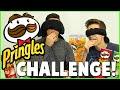 Pringles Challenge! ft. Corey Scherer
