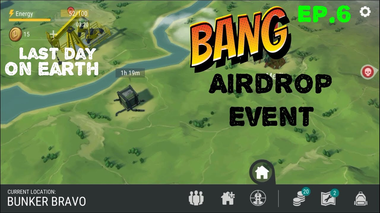 Last day on earth how to get airdrop latest survival game youtube last day on earth how to get airdrop latest survival game ccuart Images