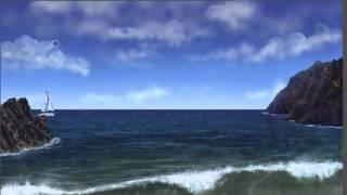 Digital Art Critique - Ocean Landscape