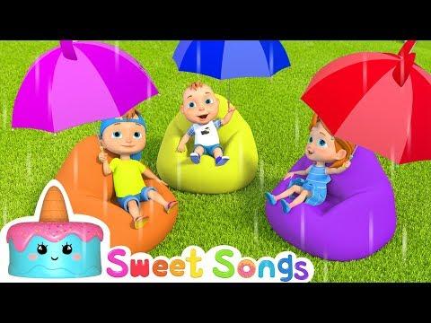 Rain Rain Go Away | Nursery Rhymes & Children songs