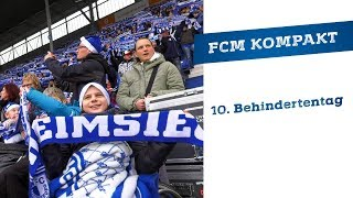 FCM Kompakt - 26 - Rückblick 10. Behindertentag 1. FC Magdeburg