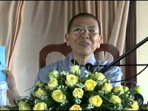 Thiền sư Ni - Bài 01 - Ni sư Thích Nữ Hạnh Chiếu giảng