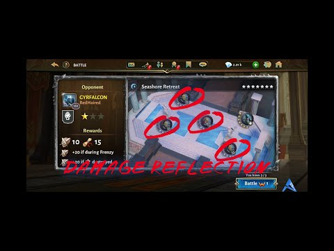Dungeon Hunter 5 - Stronghold Damage Reflection  (Convenient Weapon 2 Low Range Attack) - Arrow