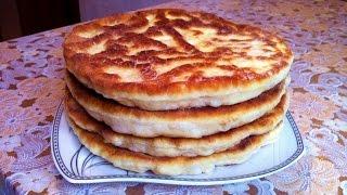 Пышки на Кислом Молоке / Лепешки / Crumpets Recipe / Бабушкин Рецепт, Быстро, Просто и Очень Вкусно
