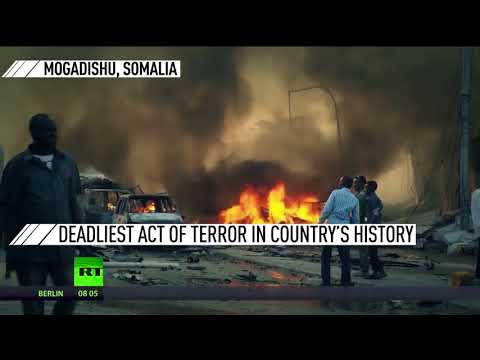 Somalia Blasts: Deadliest act of terror in country's history, hundreds killed & injured