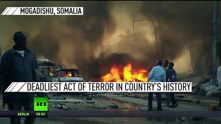 Somalia Blasts: Deadliest act of terror in countrys history, hundreds killed & injured