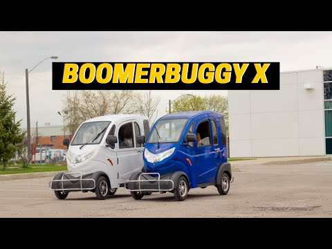 Daymak Launches New Boomerbuggy X, the First Solar Mobility Enclosed Scooter with Air Conditioning