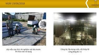 Tiến Độ Dự Án Risemount Apartment Đà Nẵng - Cập Nhật 31/08/2018