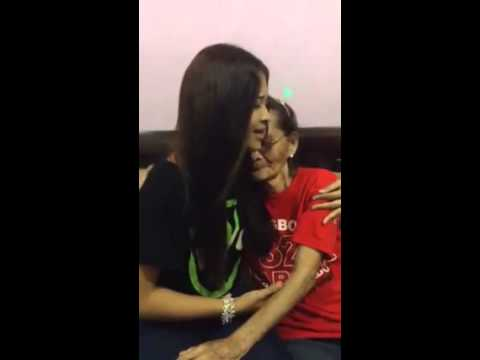 Kris Angelica Cries - A very touching moment