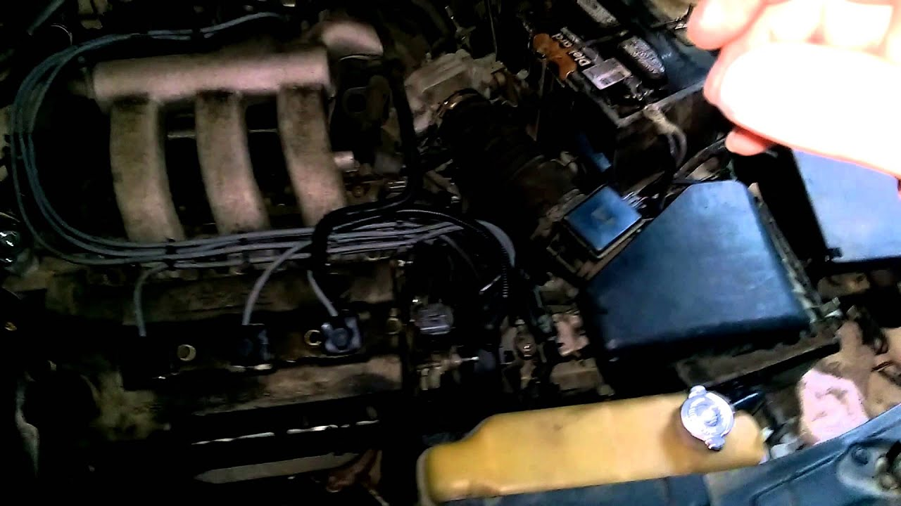 98 Mazda Millenia Crank No Start Spark Youtube Fuse Box