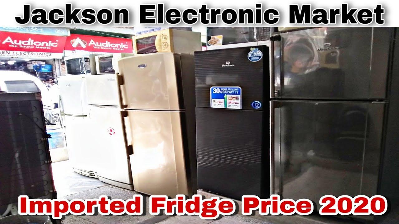 Imported Rrefrigerator / low price Fridge / Market Price Update 2020 / JACKSON MARKET KARACHI / Kmi