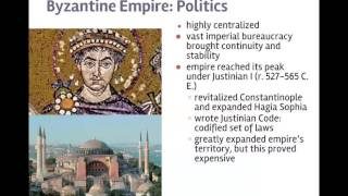 AP World History: Period 3: Byzantine Part II