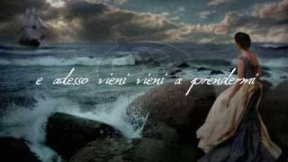 Marina Rei ~ Un Inverno Da Baciare [with lyrics]