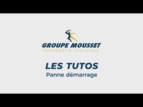 Groupe Mousset - Tuto Chariot Panne Démarrage