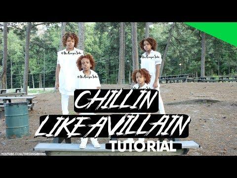 Chillin' Like a Villain Dance Tutorial   Descendants 2   The Ginger Sibs