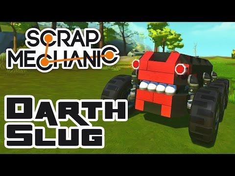 Let's Build Darth Slug - Let's Play Scrap Mechanic - Part 323