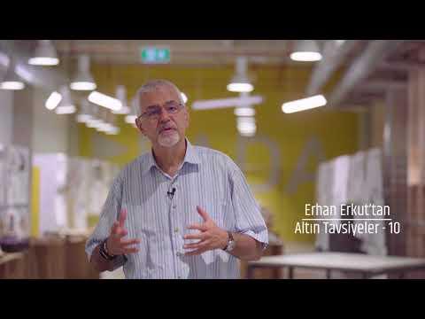 Prof. Dr. Erhan Erkut'tan 15 Altın Tavsiye - 10