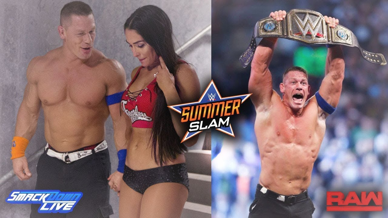 REAL REASON JOHN CENA IS OUT OF THE WWE TITLE PICTURE + SWITCHING BRANDS