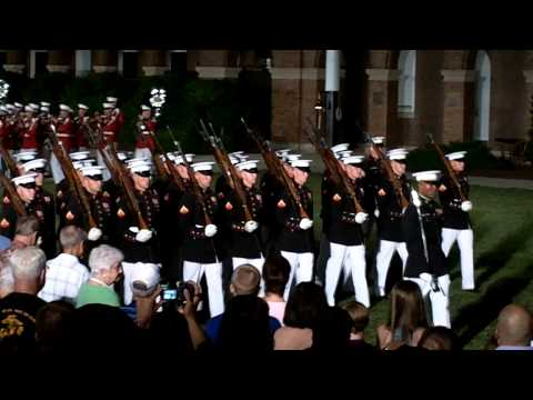 U.S. Marines On Parade: Pass in Review - 13