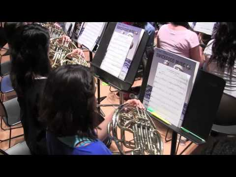 San Jacinto College Fine Arts and Music Camps