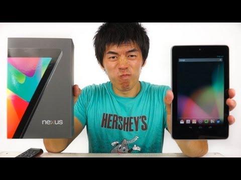 旧型Nexus7を一年使っての不具合&不満レポート