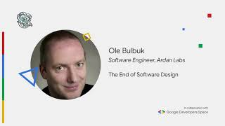 Microservices - The End of Software Design - Ole Bulbuk