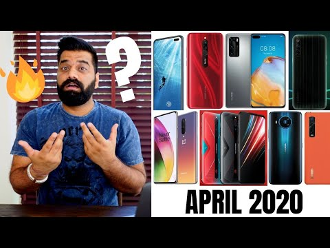Top Upcoming Smartphones - April 2020🔥🔥🔥