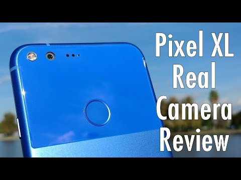 Google Pixel XL Real Camera Review: The best smartphone camera ever made?