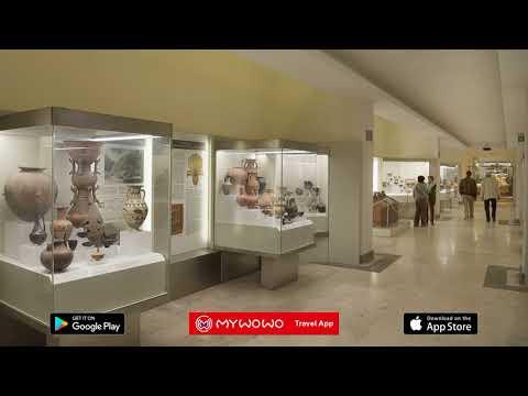 Villa Giulia – Musée – Rome – Audioguide – MyWoWo Travel App