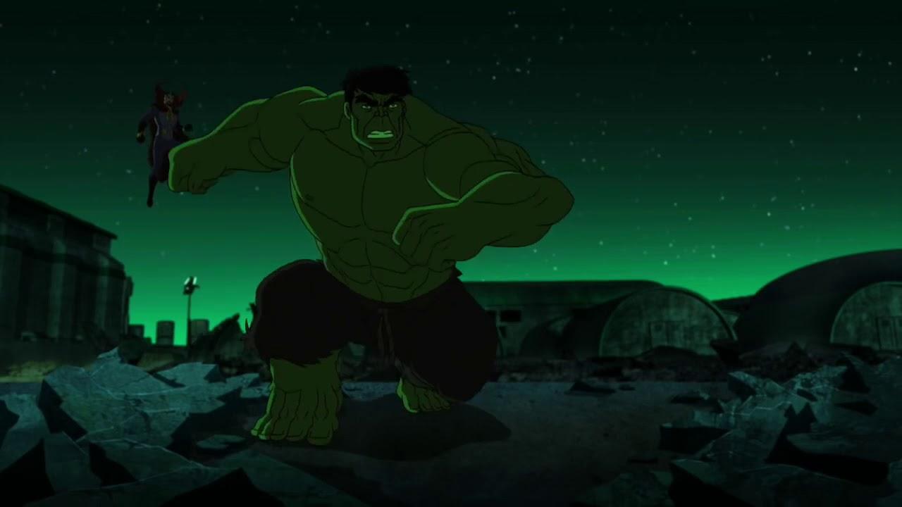 Download film Hulk  Where Monsters Dwell