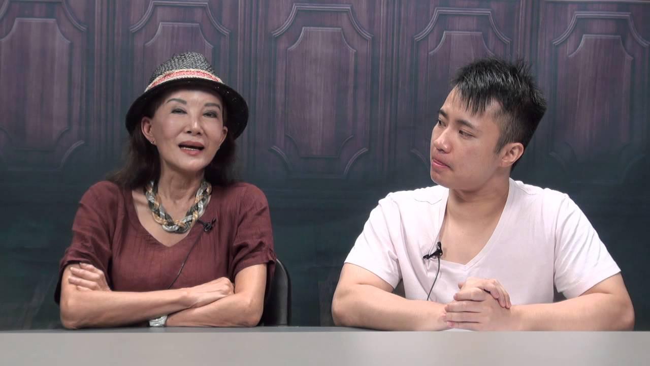 白姐姐細說楊受成〈盡訴心中情〉2014-09-03 a - YouTube