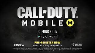 Official Call of Duty Mobile Announcement Trailer