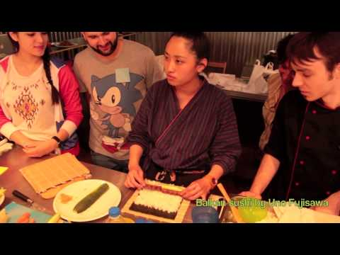 Balkan Sushi Workshop by Uno Fujisawa