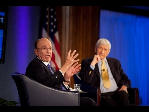 The Kalb Report -- Rupert Murdoch: The Making of a Modern Media Mogul