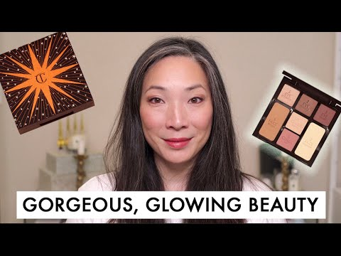 CHARLOTTE TILBURY - Gorgeous, Glowing Beauty - Instant Look In A Palette