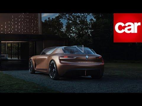 Renault Symbioz | Frankfurt Motor Show