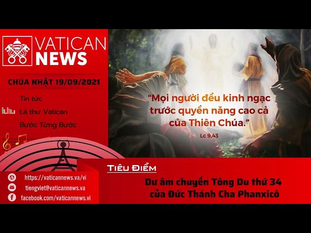 Radio Chúa nhật 19/09/2021 - Vatican News Tiếng Việt