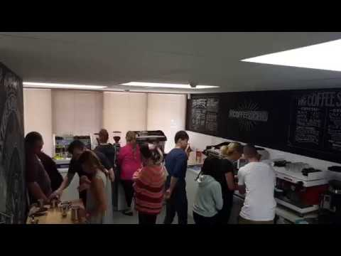 Barista Course Adelaide Level 1 Time Lapse