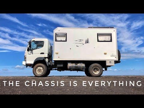 10 Reasons why we chose a 4x4 Mitsubishi FUSO Overland