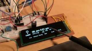 Jan 2015 Update - An Arduino MQTT Fancy Lightswitch #homeautomation