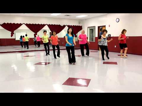 Love Never Felt So Good - Line Dance (Dance & Teach in English & 中文)