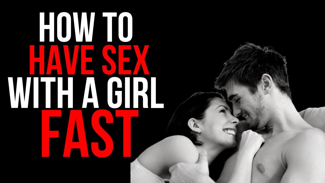 How to sex with