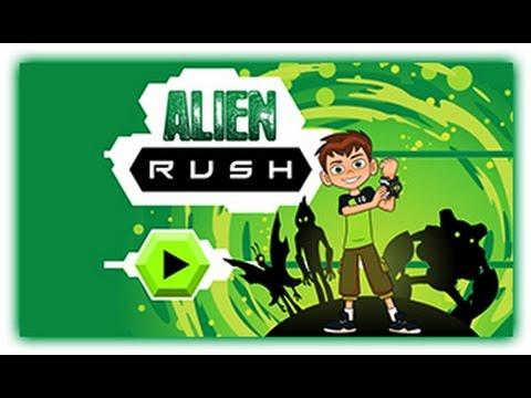 Ben 10 - Alien Rush - Ben 10 Games