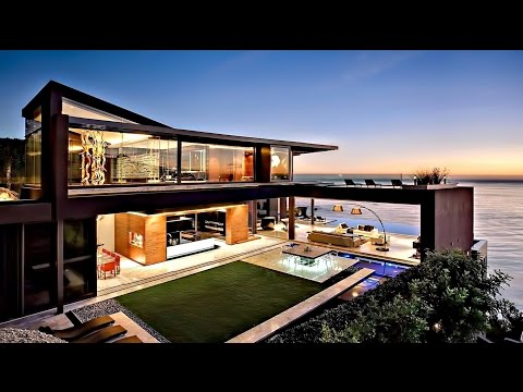 Exquisite Ultra-Modern Contemporary Luxury Residence in Cape Town, South Africa (by SAOTA)