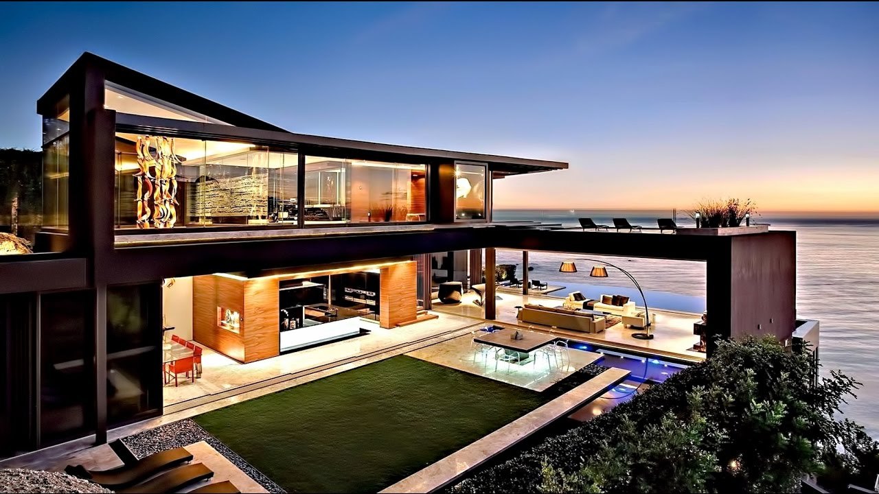 Exquisite Ultra Modern Contemporary Luxury Residence In Cape Town