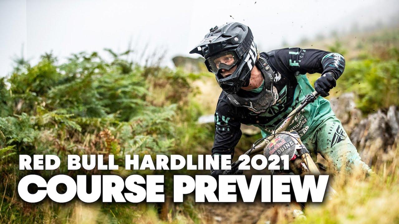 Bernard Kerr's Course Preview   Red Bull Hardline 2021