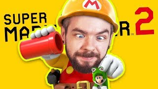 TIME TO RAGE | Super Mario Maker 2 #1