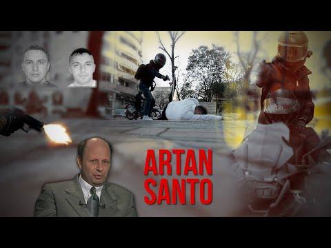 """""""Ekzekutimi i Santos""""- Publikohen ekskluzivisht pistat e hetimit për vrasjen e bankierit - Top Story"""