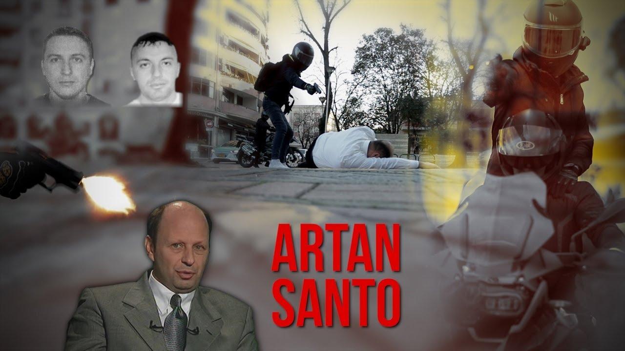 """Download """"Ekzekutimi i Santos""""- Publikohen ekskluzivisht pistat e hetimit për vrasjen e bankierit - Top Story"""
