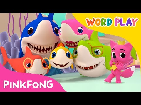 Thumbnail: Baby Shark | Word Play | Pinkfong Songs for Children